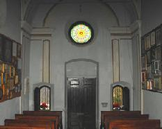 Chiesa dell′Addolorata - interno