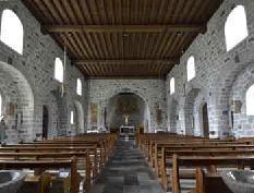 Chiesa di San Giovanni Nepomuceno - Interno