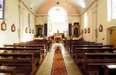 Chiesa del Sacro Cuore di Gesù - Interno
