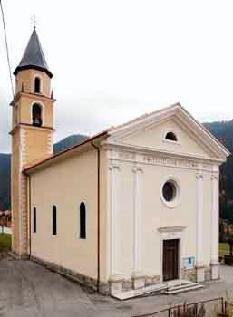Chiesa del Sacro Cuore di Gesù - esterno