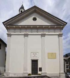 Chiesa della Madonna di Caravaggio - Esterno
