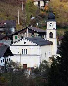 Chiesa della Natività di Maria - esterno