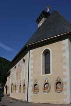Luoghi di culto chiesa dei santi filippo e giacomo - Finestre circolari delle chiese gotiche ...